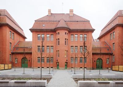 Schulstandort Pasteurstraße Berlin