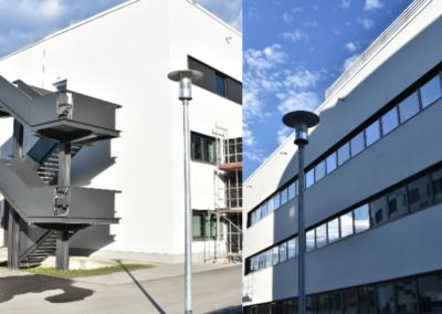 Willy-Wien-Laboratorium Berlin Erweiterungsbau